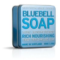 Soap in a Tin 100g - Bluebell, Heather, Oatmeal, Seaweed
